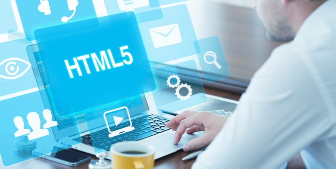 HTML5 in eLearning : How to Overcome the Limitations of Flash.