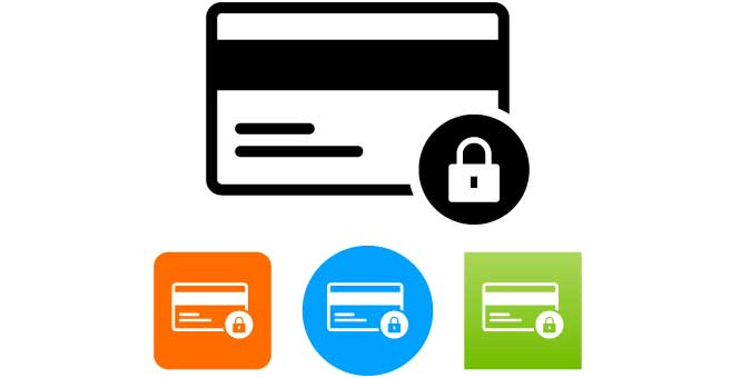 graphic depicting payment gateway security