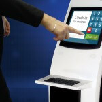 Interactive Kiosk Application