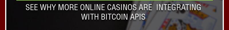 bitcoins api integration