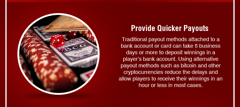quick payout