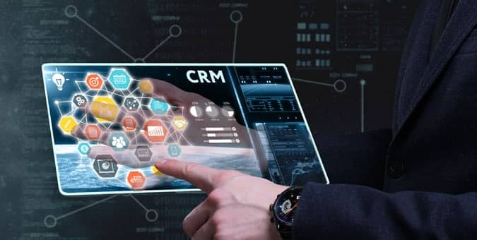 custom real estate crm