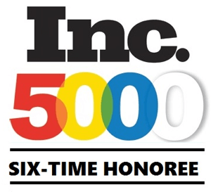 Inc. 5000 Six year in a row