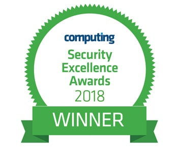award-computing-security-excellence-awards-2018-winner