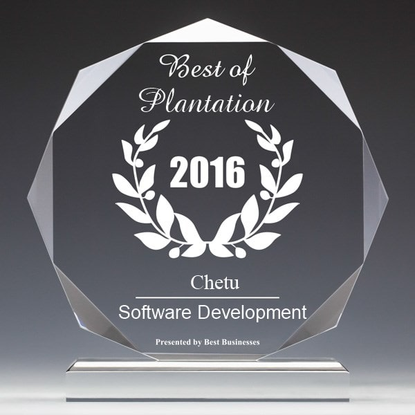 South Florida Business Journal's Technology Awards 2016