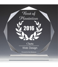 Best Plantation Award 2016 Software Development