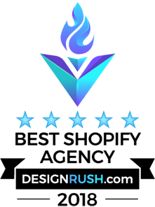 DesignRush Best Shopify Agency