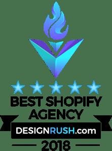 DesignRush Best Shopify Agency