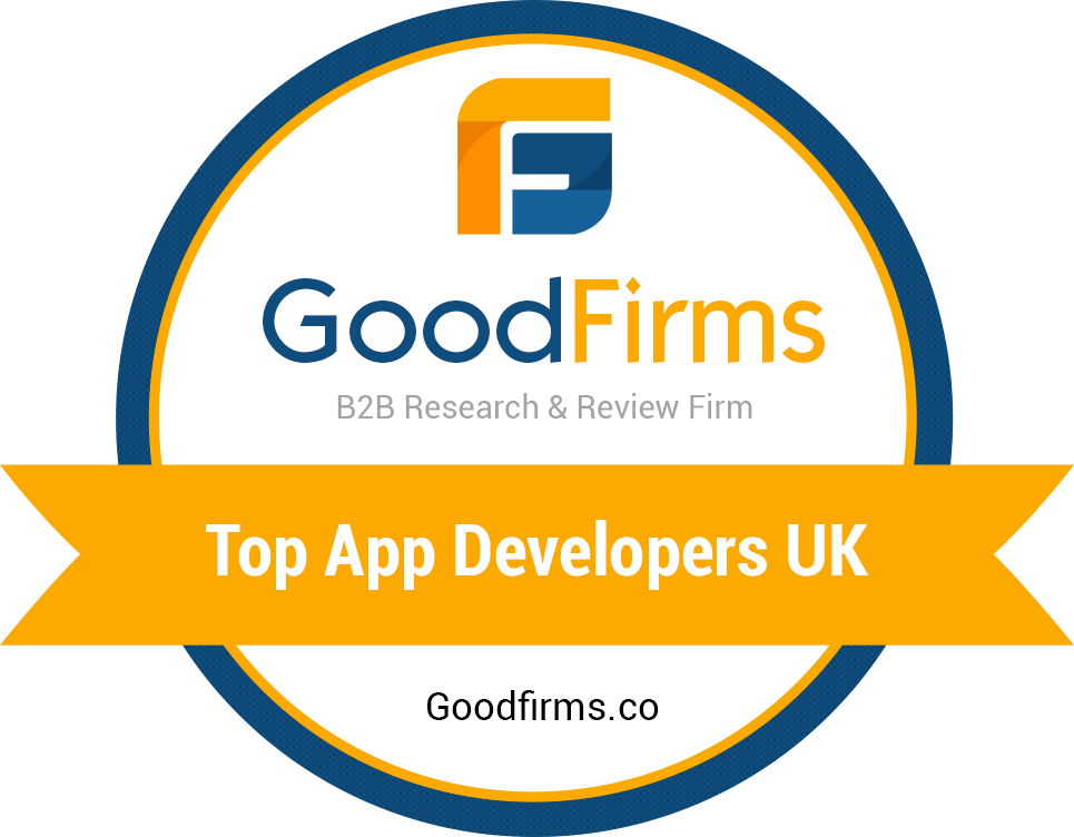 GoodFirms top app developers uk