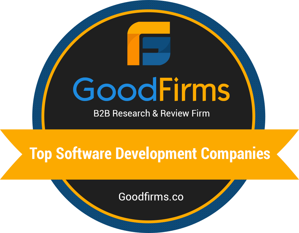 GoodFirms top software development companies