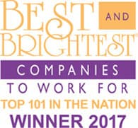 Top 10 Best and Brightest Company