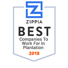 ZIPPA Best Company to work for in Plantation