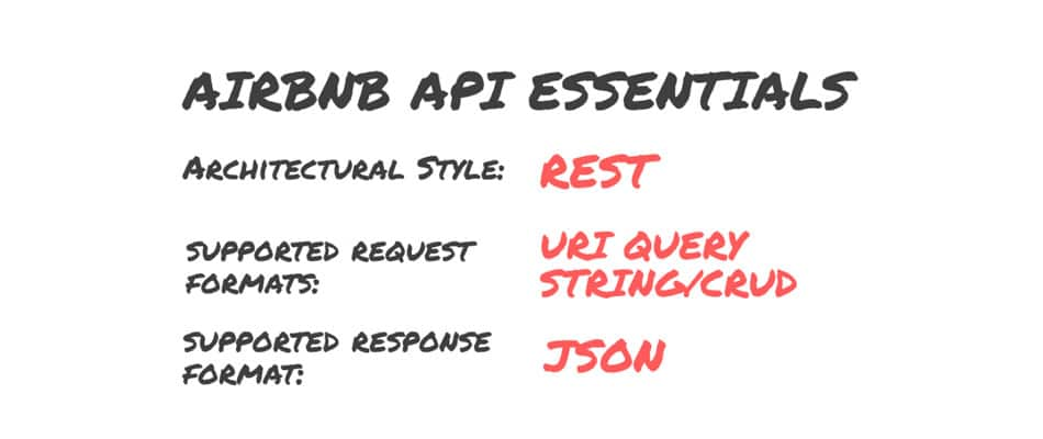 Airbnb API essentials