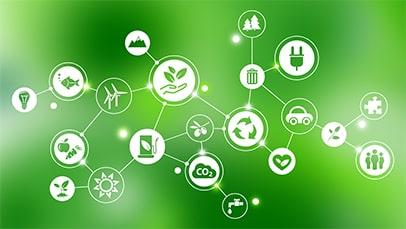 Interconnectivity of environmental management technology Chetu uses for EMS platform development