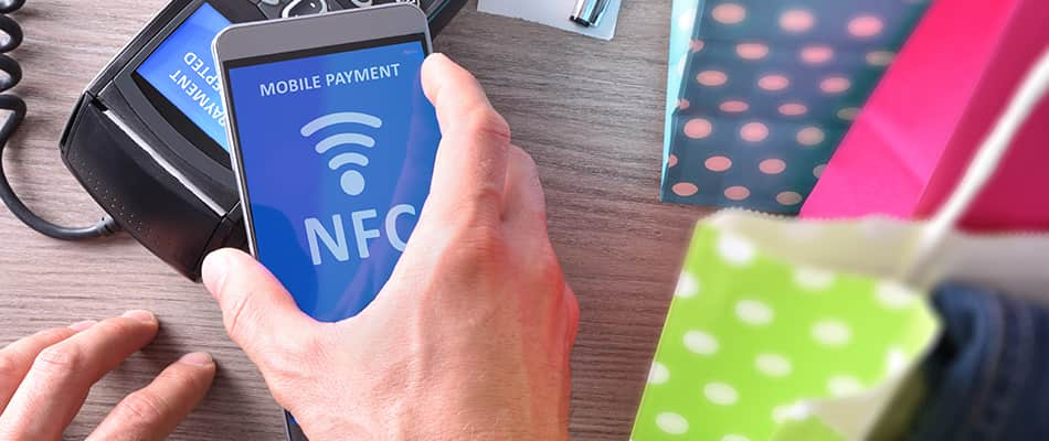 NFC Payment Software and Payments