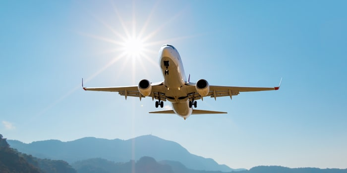 RISING FUEL COSTS FORCE THE AVIATION INDUSTRY TO THINK OUTSIDE OF TICKET SALES