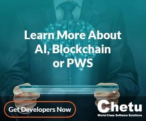 AI, Blockchain or PWS