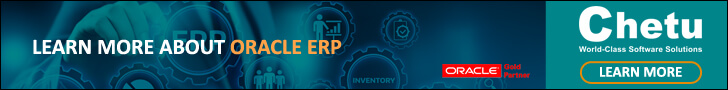 Oracle ERP Modules