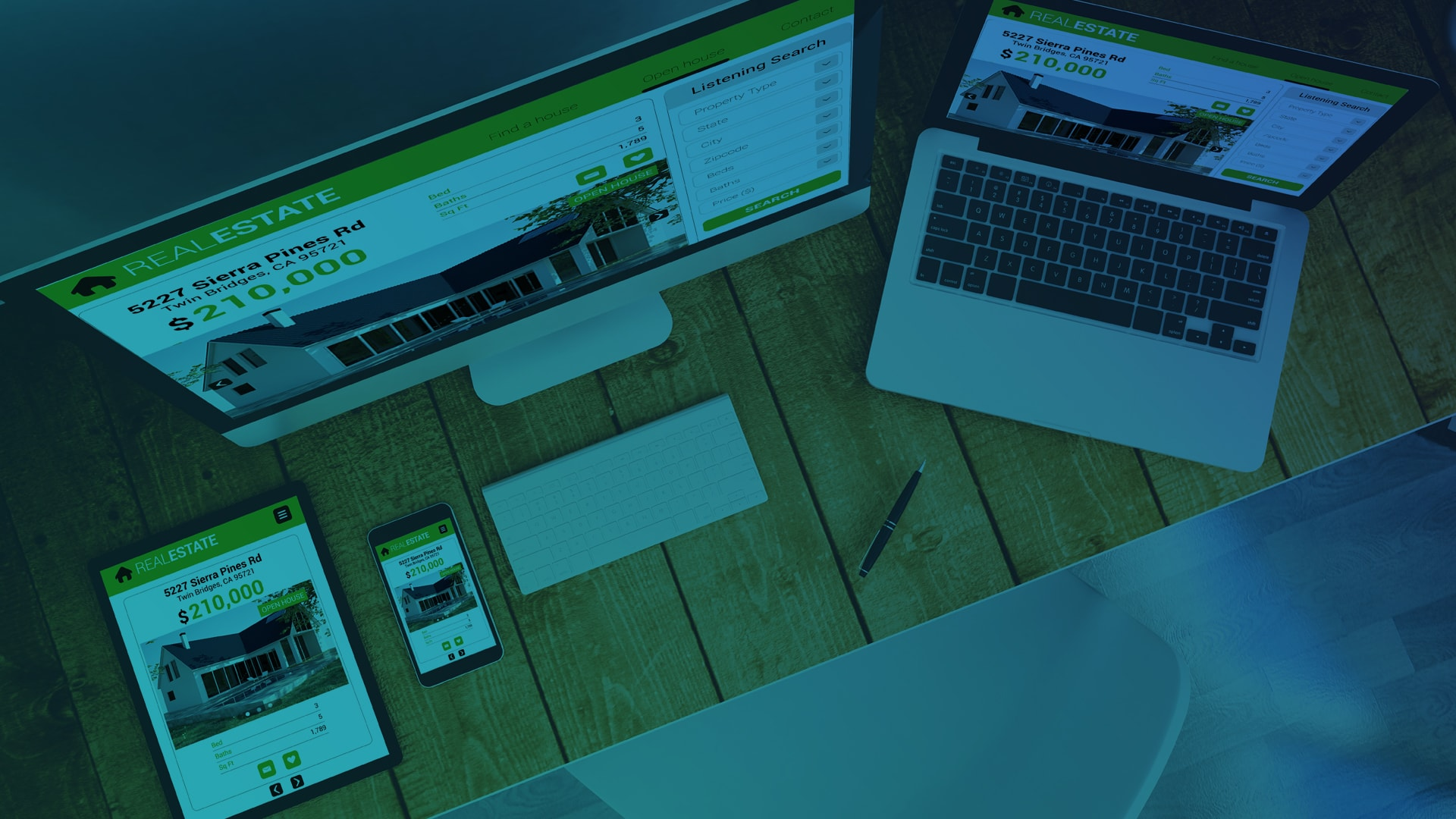 Three Tips for Your Real Estate Web Portal