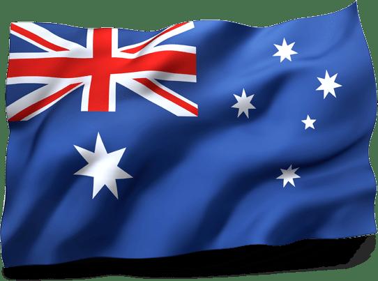 Australia's flag