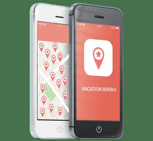 Mobile phone having Map
