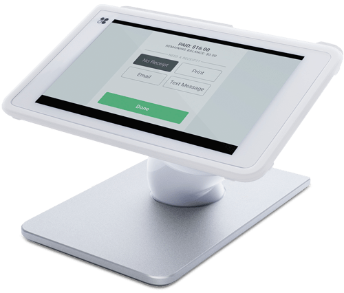 Clover mobile POS Technology