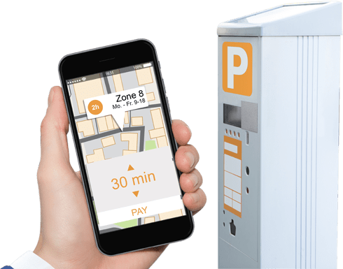 parking payment application