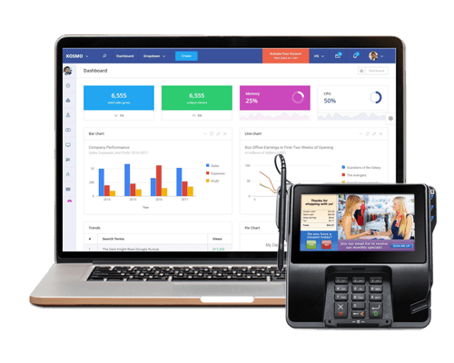 Automation Application For Verifone
