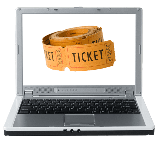 Laptop Ticket