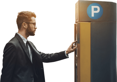 Parking payment terminal and application
