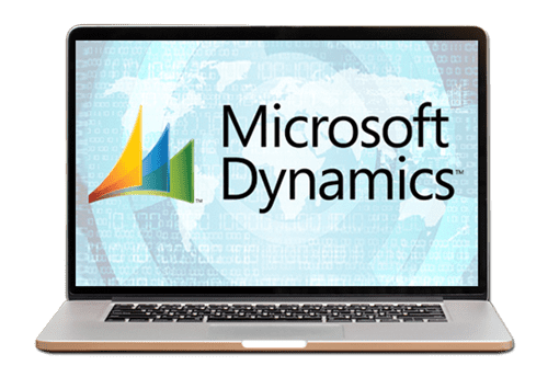 Microsoft Dynamics NAV section
