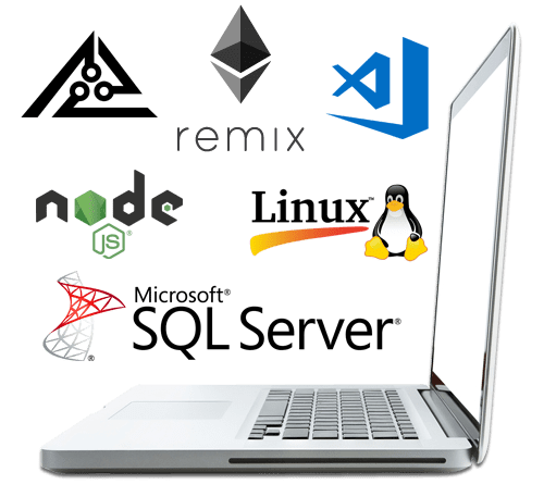 remix node SQL Server linux technologies