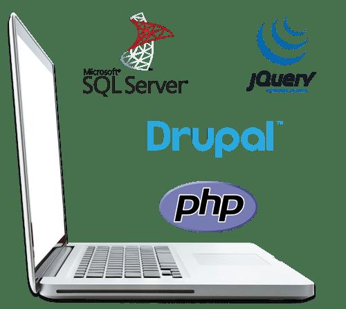 sql drupal php
