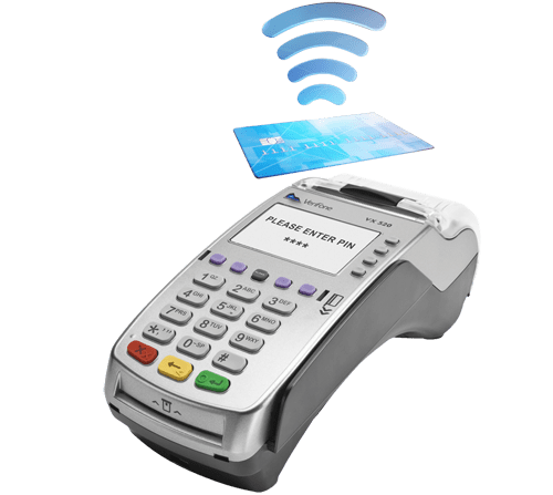 Verifone VX520 and smart card technology solutions
