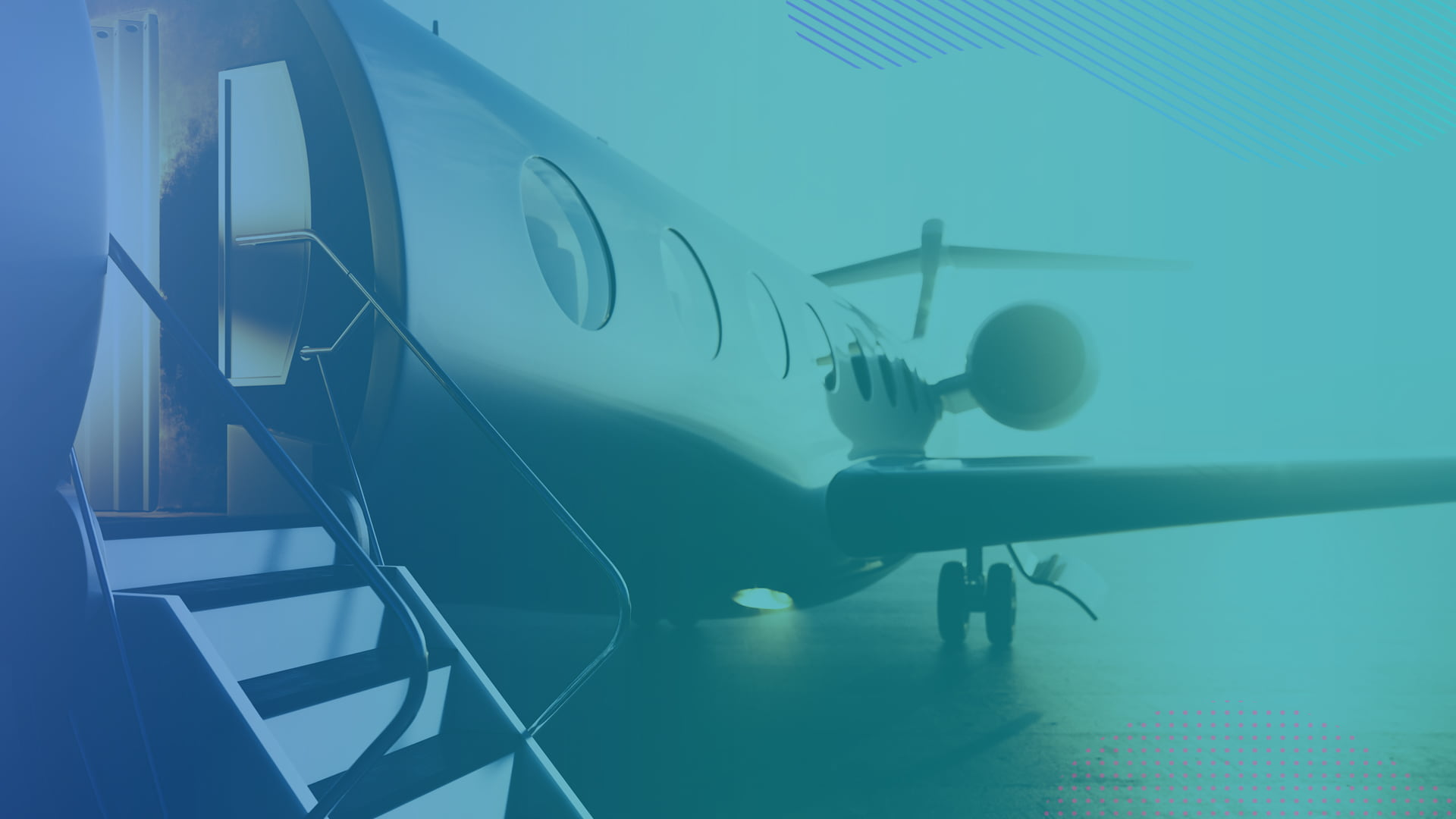 CUSTOM MOBILE BOOKING ENGINE APPLICATION FOR PRIVATE AIR TRAVEL INDUSTRY