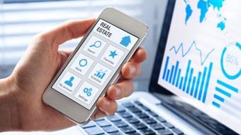 Custom Mobile Booking Engine Application