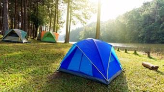 Aplicación de reserva de camping personalizada miniatura