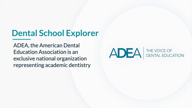 ADEA Modernizes Existing Web App with Data