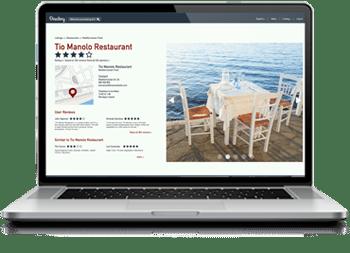 Hospitality Laptop