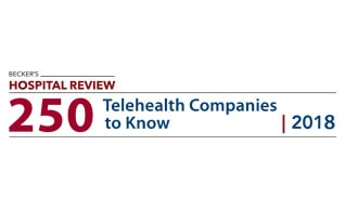 Chetu Among 250+ Telehealth Companies to Know
