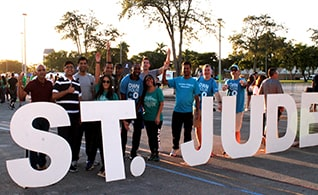 CHETU SUPPORTS ST. JUDE CHILDREN'S HOSPITAL WALK/RUN 2019