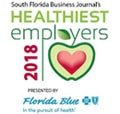 South Florida Business Journal Healthiest Employers logo