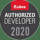 Sabre authorized developer