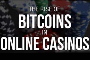 The Rise of Bitcoins in Online Casinos