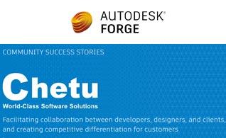 Historia de Exito de Chetu en la Comunidad de Autodesk Forge