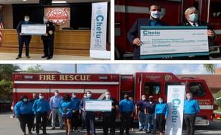 CHETU FOUNDATION DONATES $10,000 IN COVID-19 RELIEF