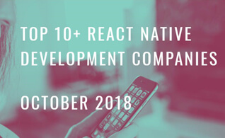 Chetu Among Top 10 React Native Development Companies October 2018