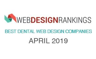 Chetu Among Top 10 Best Dental Web Design Companies 2019