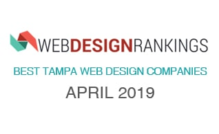 Chetu Named Best Tampa Web Design Company 2019