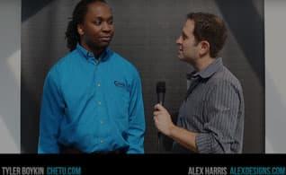 Tyler Boykin habla sobre soluciones de TI en Miami, Florida
